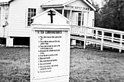 Baptist Photos - Ten Commandments by Scott Pellegrin