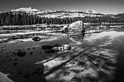 California Landscape Posters - Tenaya Lake Yosemite National Park Shadows Poster by Scott McGuire
