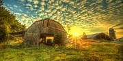 Tennesee Sunrise Print by  Caleb McGinn