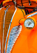 Shows Prints - Terraplane Grille Print by Carolyn Marshall