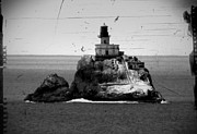 Neurotic Images Photography Prints - Terrible Tilly Lighthouse 2 Print by Chalet Roome-Rigdon
