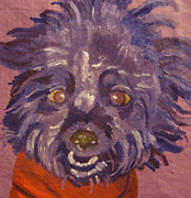 Mike Schelly - Terrier Portrait