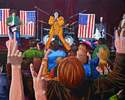 Concert Painting Originals - Testimonial by Cecil Williams