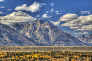 Beauty Mark Art - Teton Glory by Mark Kiver