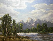 Robert Stump - Teton Light