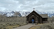 Michele Myers - Tetons Chapel of the...