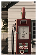 Michael Edwards - Texaco pump