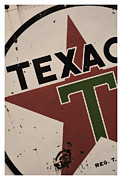 Michael Edwards - Texaco sign