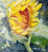 Susan E Jones - Texada Sunflower