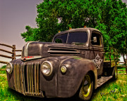 Chas Sinklier - Texana Rat Rod