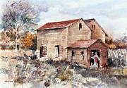 Monte Toon - Texas Barn