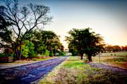 Barry Jones - Texas Farm Road Morning