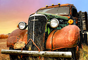 Robert Crespin - Texas farm truck