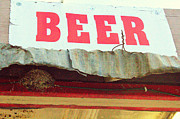 Beer Photo Originals - Texas Fillup Station by Joe JAKE Pratt