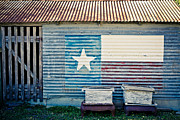 Texas Love Print by Will Cardoso