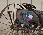 Boast Prints - Texas Pride Print by Renee Patterson