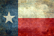 Election Digital Art Posters - Texas the lone star state Poster by Bruce Stanfield