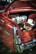Autos Photos - Texas Trunk by David Morefield