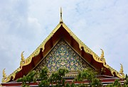 Bobby Mandal - Thai temple