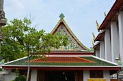 Bobby Mandal - Thai temple roof