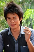 Bobby Mandal - Thai young man