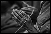 Thailand Buddhist Prayers 6 Print by David Longstreath