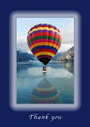 Michael Peychich - Thank You Hot Air Balloon in Alaska