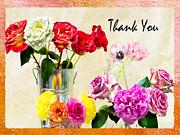 Daphne Sampson - Thank You Roses Peony...