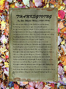 Sandi OReilly - Thanksgiving by Ella...