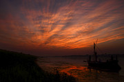 Ganga Photos - ...that promise of a Golden Tomorrow by Rohit Chawla