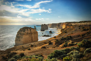 12 Apostles Framed Prints - The 12 Apostles  Framed Print by Rendell B