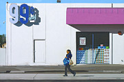 Suburban Paintings - The 99 by Michael Ward