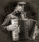 W i L L Alexander - The accordion player