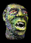 Monsters Sculptures - The Actor by Arthur Robins