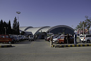 The Airport In Srinagar The Capital Of Jammu And Kashmir Print by Ashish Agarwal