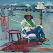 Les Nielsen - The Alameda Flea Market