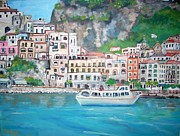 Teresa Dominici - The Amalfi Coast