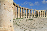 Of Antioch Posters - The Ancient City of Jerash Poster by Ash Sharesomephotos