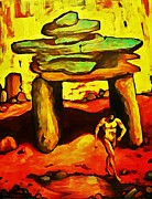 Cavemen Art - The Ancient by John Malone