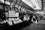 Jewellery Prints - the apple market inside covent garden market London England UK Print by Joe Fox
