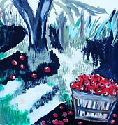 Marie Bulger - The Apple Orchard