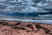 The Approaching Storm Print by Matt Dobson