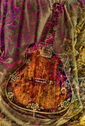 Tennessee. Country Music Digital Art - The Art Of Music by Steven Lebron Langston