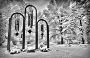 Triad Prints - The Art of Winter - Greensboro North Carolina Print by Dan Carmichael