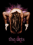 Dancer Art Posters - The Arts Poster by JT PhotoDesign