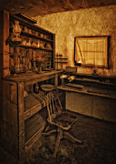 The Assay Office Print by Priscilla Burgers