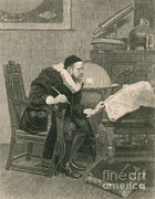 Science Source - The Astrologer 1879
