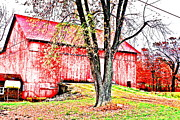 Jay Nodianos - The Autumn Barn