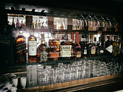Sports Bar Prints - The BACK BAR Print by Daniel Hagerman