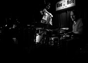 New York Jazz Art - The Bad Plus by RicardMN Photography